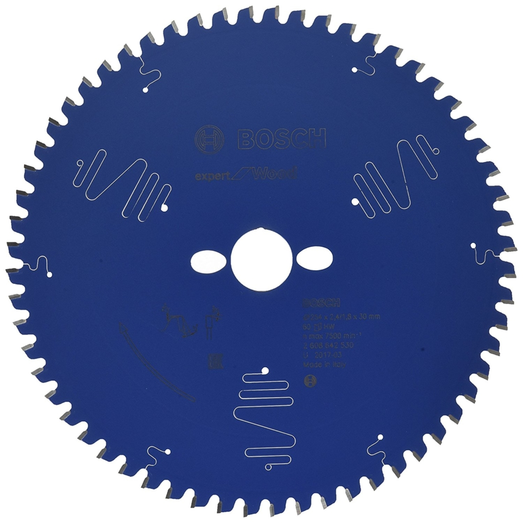 Kreissägeblätter für die Kappsäge - Bosch Expert for