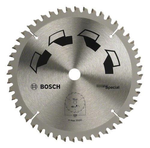 Kreissägeblätter für die Kappsäge - Bosch Multimaterial