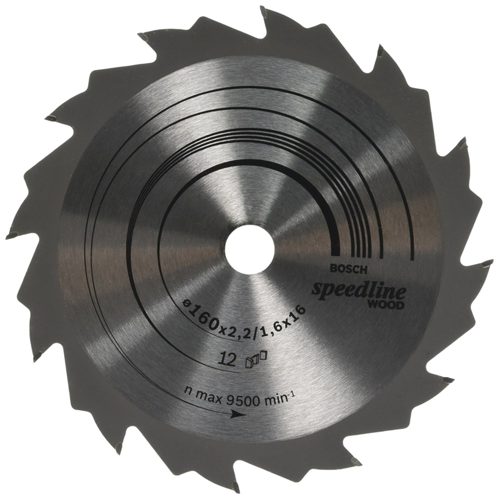 Kreissägeblätter für die Kappsäge - Bosch Speedline