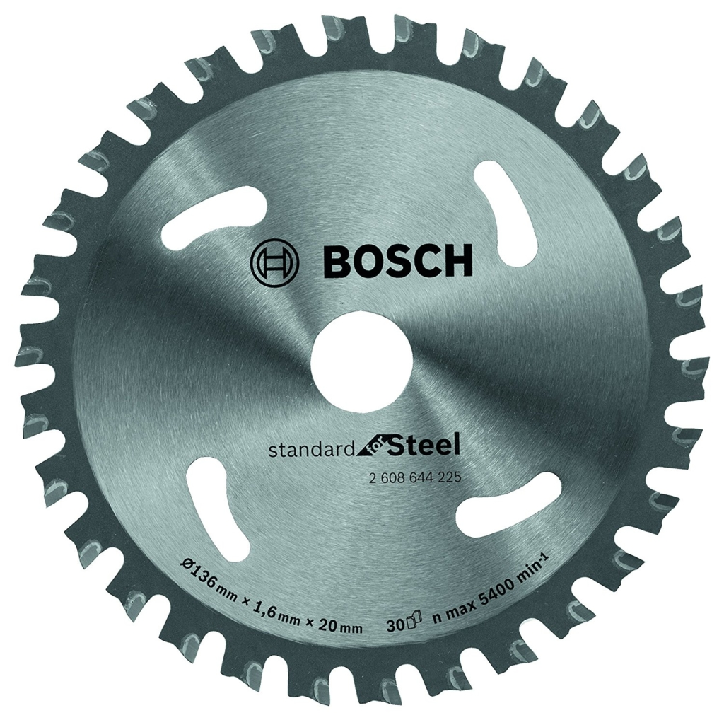 Kreissägeblätter für die Kappsäge - Bosch Standart