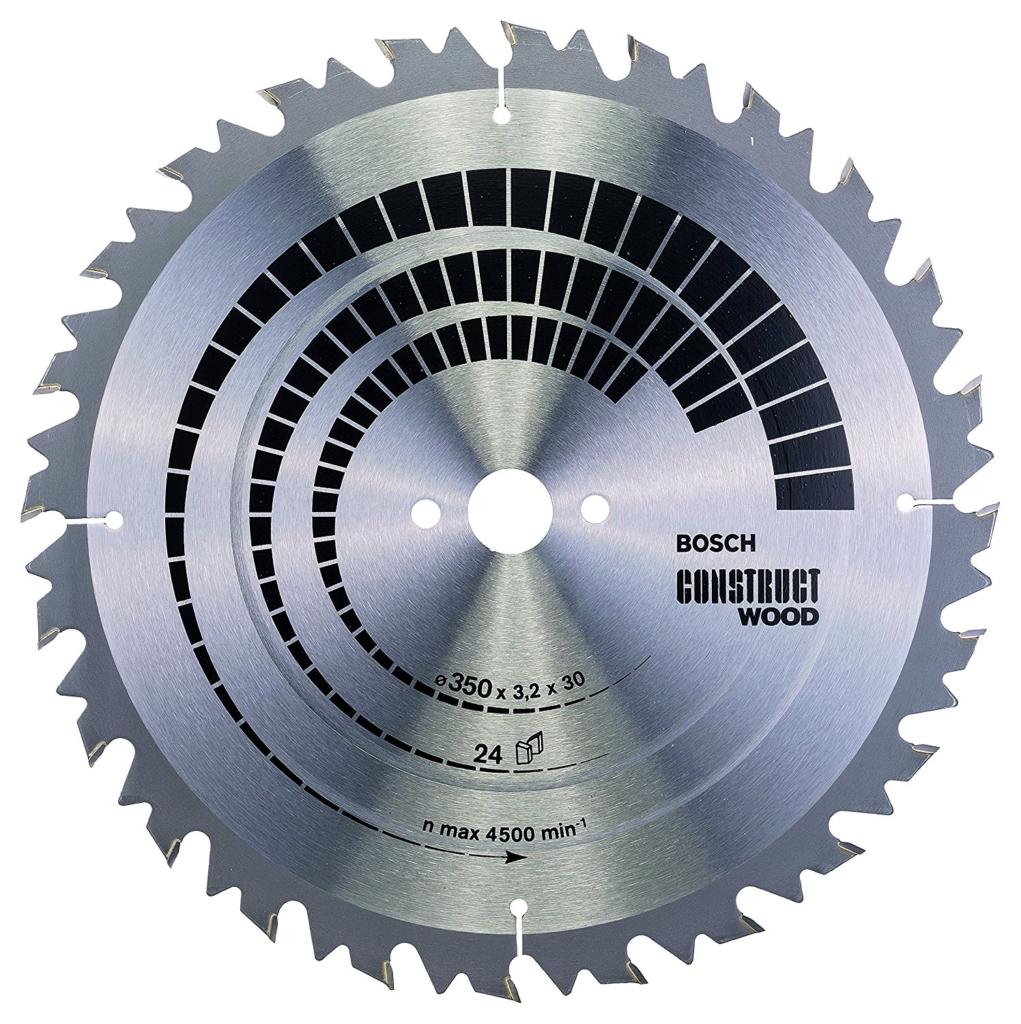 Kreissägeblätter für die Kappsäge - BoschConstruct