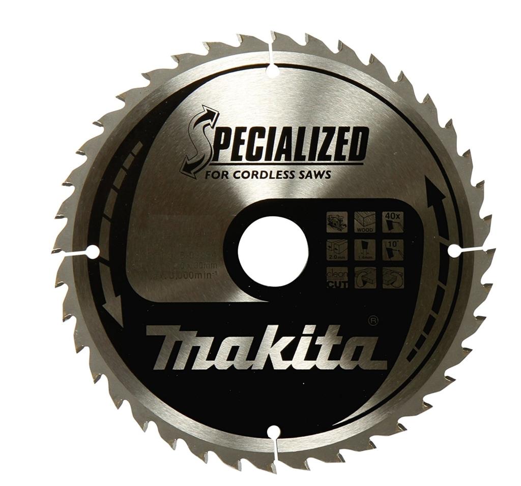 Kreissägeblätter für die Kappsäge - Makita Speciallized