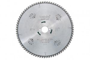 Kreissägeblätter für die Kappsäge - Metabo Sägeblatt Multi Cut