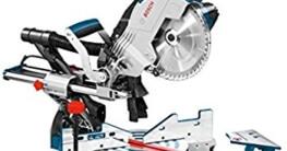 Bosch Professional Paneelsäge GCM 8 SJL