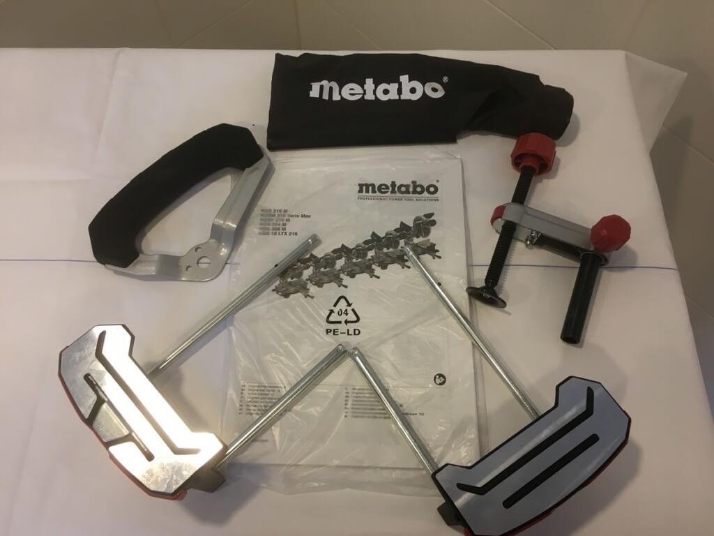 Metabo Kgs 216 M Test : metabo kgs 216 m kapps ge test vorstellung bewertung ~ Watch28wear.com Haus und Dekorationen